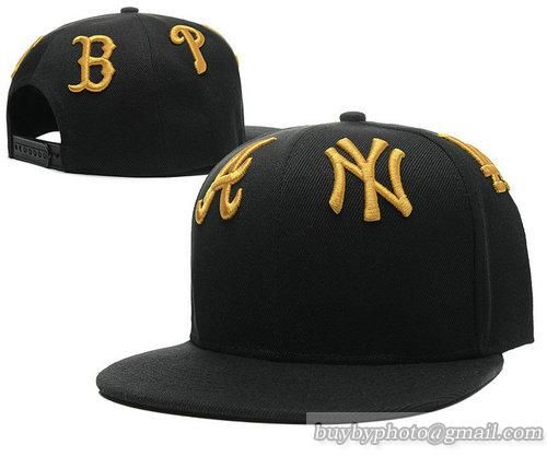 Cheap Wholesale Trendy Hiphop Snapback Hats MLB Team Logo Black 21 for slae at US$8.90 #snapbackhats #snapbacks #hiphop #popular #hiphocap #sportscaps #fashioncaps #baseballcap