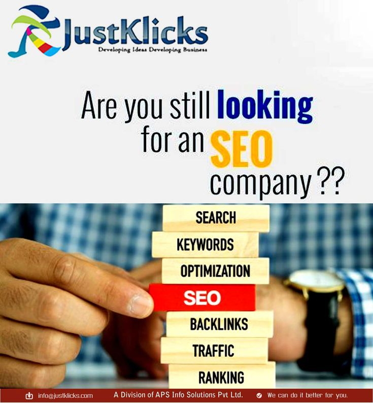 Are you looking a #SEO #Company in #Lucknow for #Promote your #Business. We are a TOP #DigitalMarketingCompanyinLucknow provide #SEOServices, #SMOServices, #GraphicsDesignServices, #WebsiteDesign & other Services.  Call us: +91 8181000018 http://justklicks.com/