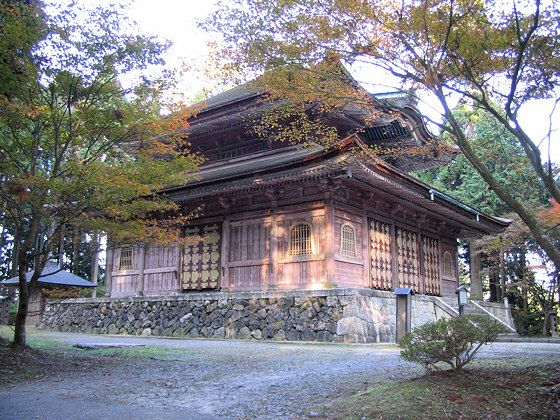 Enryakuji Temple Toto Kaidanin Ordination Hall