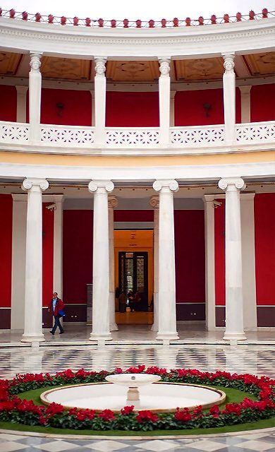 Columns.. Zappeio - Athens, Greece | by Diueine