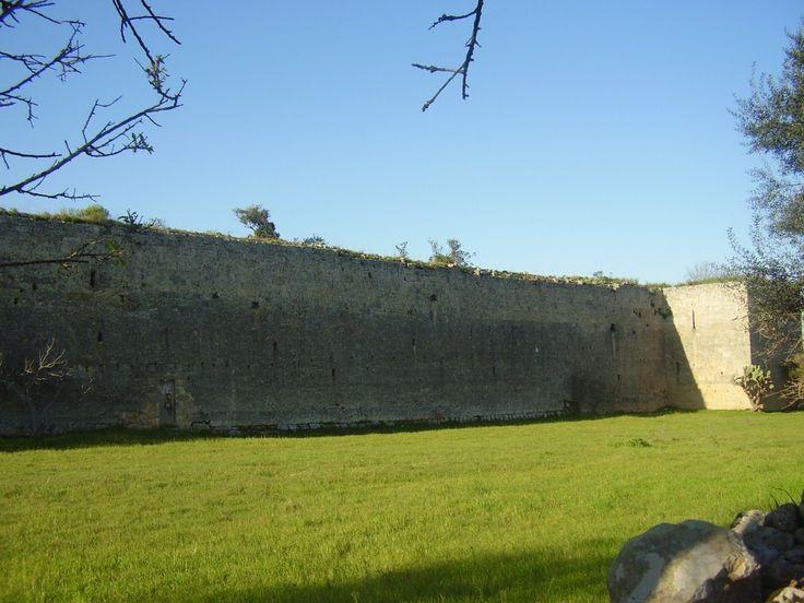 Castello di Fulcignano su 365giorninelsalento.it