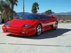 1999 Lamborghini Diablo SV Replica For Sale