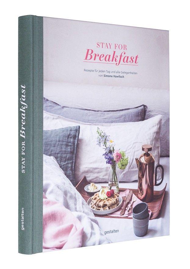 Stay For Breakfast Gestalten recipe book