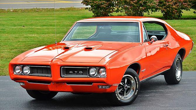 1968 Pontiac GTO | Mecum Auctions