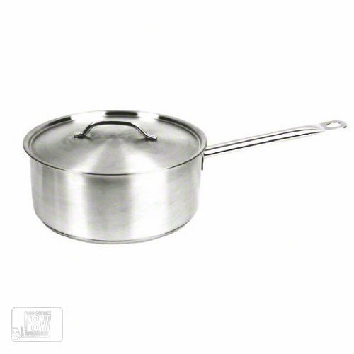 Thunder Group SLSSP035 3-1/2 qt Stainless Steel Sauce Pan-(0)