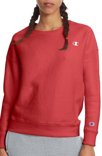 a29c86cc5a72 Essential Reverse Weave Fleece Sweatshirt