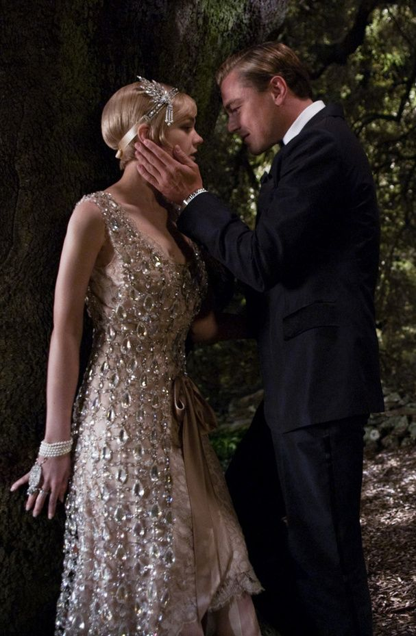 Brooks Brothers provided all of the men's costumes for The Great Gatsby
