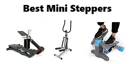 A mini stepper can offer a great workout without taking up a lot of space in your home. We review the 7 best mini steppers in our comprehensive buyers guide.