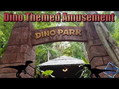 Dino Park | Dino Bar | Dino Burger in Phuket Thailand