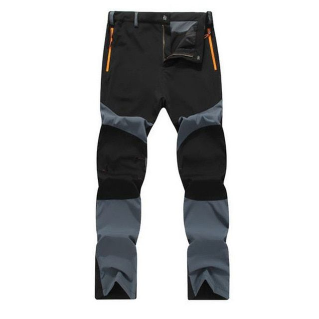 Men Outdoor Trousers Waterproof Windproof And Breathable Outdoor Hiking Cycling Climbing Trousers Tactical Cargo Pants Review Warm Pants Mens Pants Casual Sport Pants
