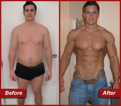 """My friend and client from Las Vegas, Dave Swanson. We took him from """"flab"""" to """"fab"""" in just 16 weeks of VERY hard work! But, Dave is living proof that if you want it bad enough, and are willing to work hard and SMART (which is where I come in, LOL), that you can do incredible things! Awesome work Dave!"""
