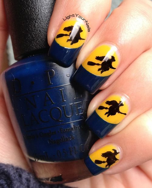 787 best nail art fall autumn and halloween images on pinterest halloween witches halloween witcheshalloween nail artwitch nailsautumnfallholiday prinsesfo Choice Image