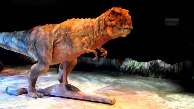 Walking With Dinosaurs - Live Tour - Cedar Park Texas I wish I had one the I could finely live the dream of hunting dinosaurs
