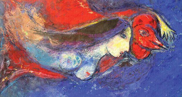 Marc Chagall: volare dalla Russia tra le fiabe e le magie