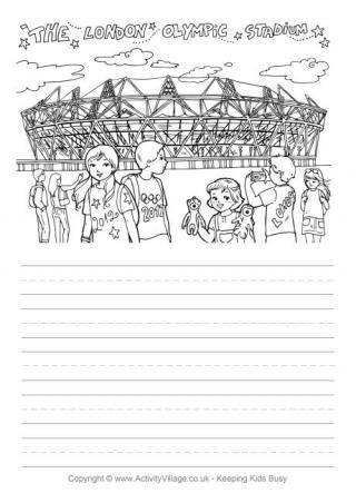 Olympic Stadium Story Paper