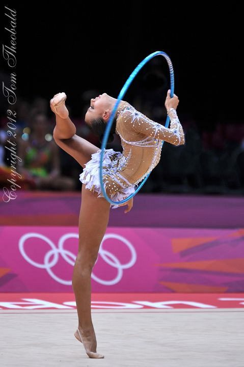 Snoklokke — Daria Dmitrieva (Russia), Olympic Games (London)...