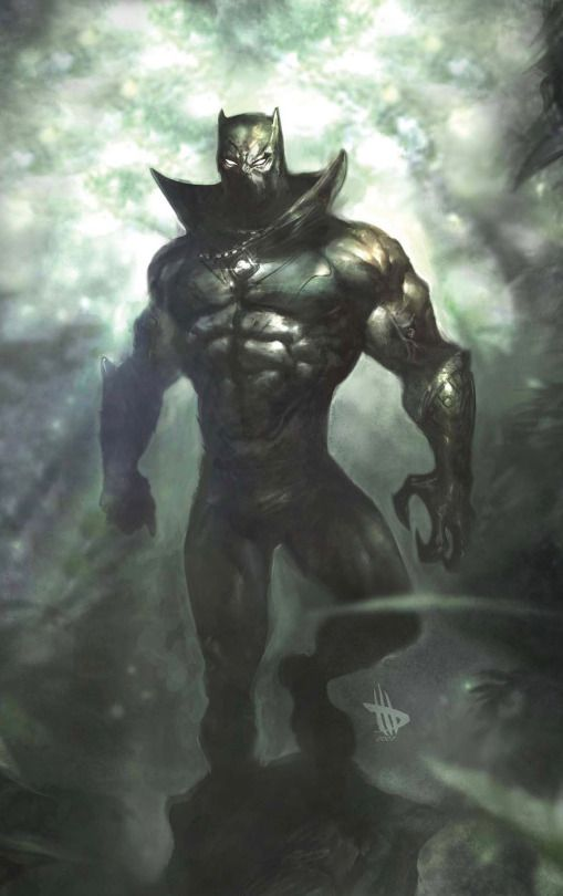 Image result for black panther comic badass