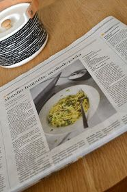 Avokadopasta – the original recipe