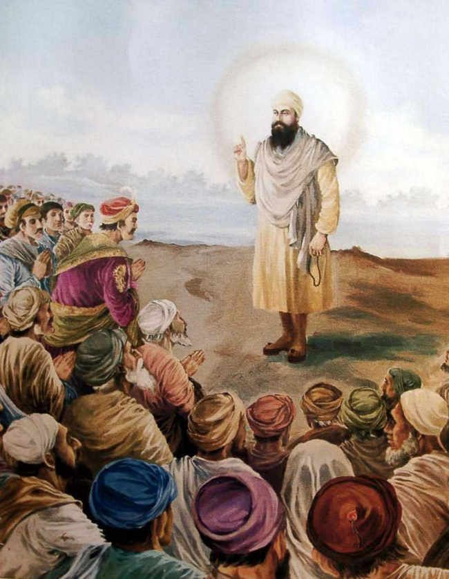 Guru Nanak The Message