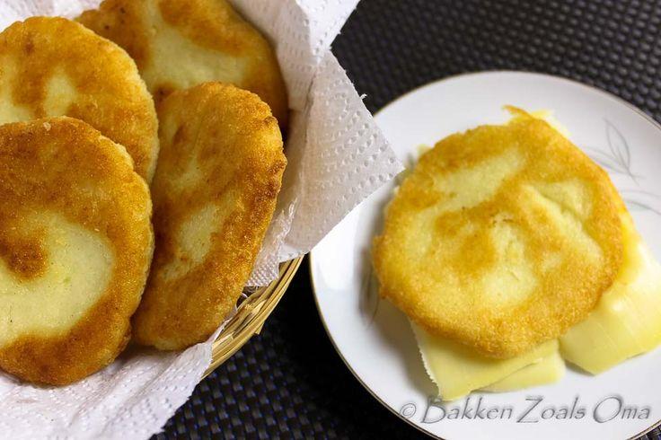 Oergerecht: Dit keer maken we een reis naar Latijns Amerika. Op naar Venezuela om kennis te maken met Arepas: Venezolaanse pannenkoekjes van maismeel.