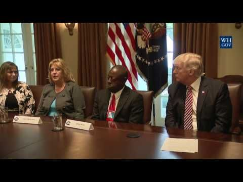 Here's my latest video! President Trump Meets with Immigration Crime Victims https://youtube.com/watch?v=OwTbkqfJYys