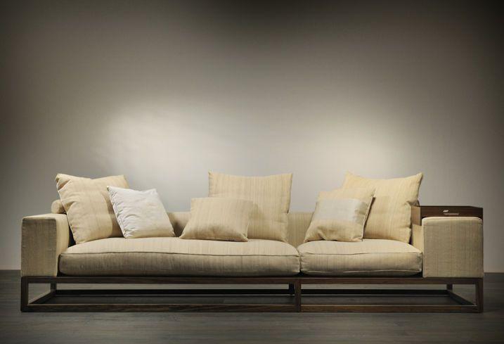 Contemporary sofa - BRIDGE - Bellavista Collection