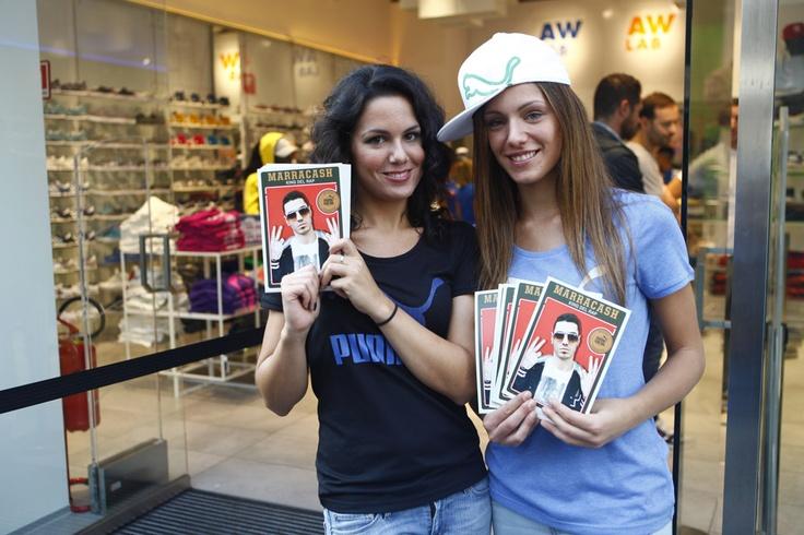 05/10/2012 Milano Prima tappa Free YO! Style tour - Marracash
