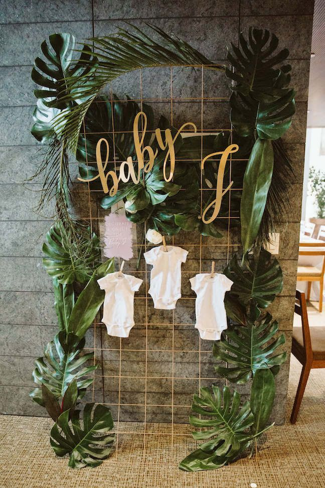 Hawaiian Lavender Baby Shower Ideas – #Baby #babyshowergirl #babyshowerideas #Ha…