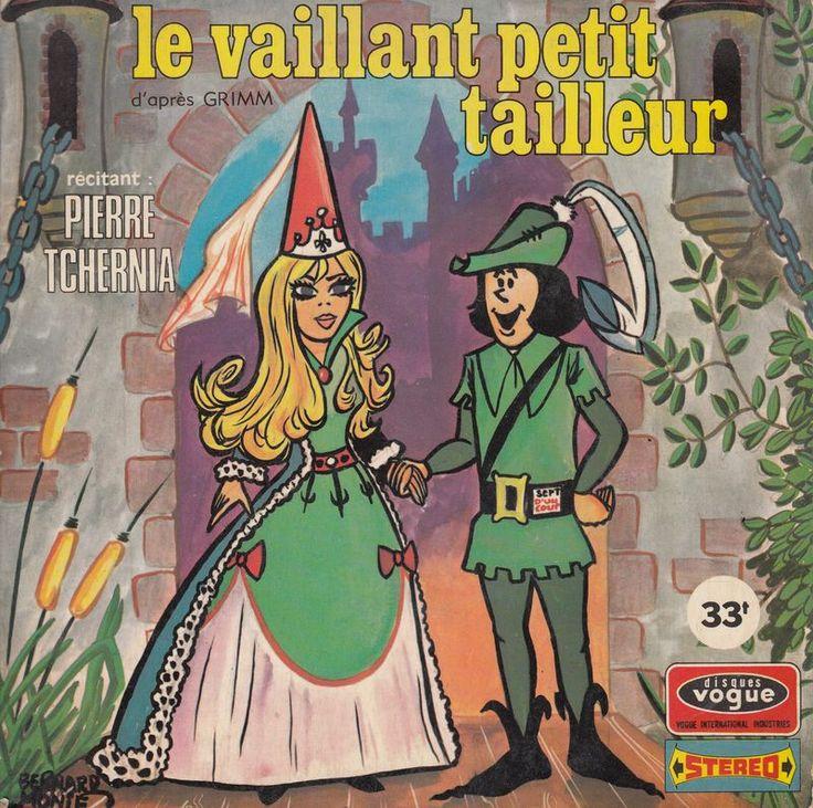 Le vaillant petit tailleur récitant Pierre Tchernia
