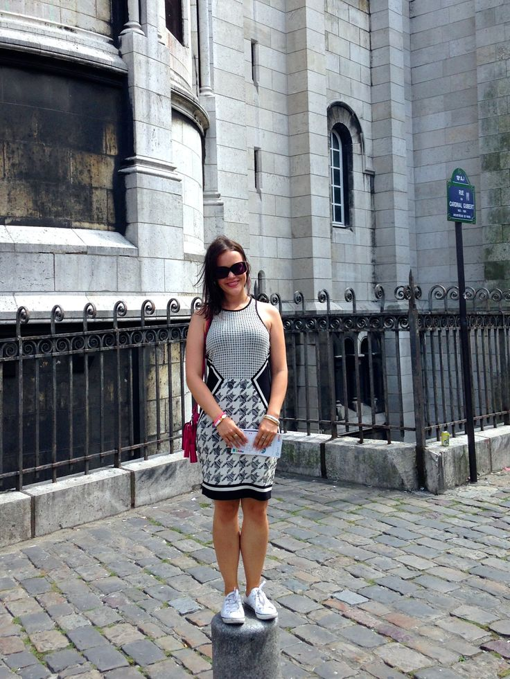 What I Wore in Paris: H&M
