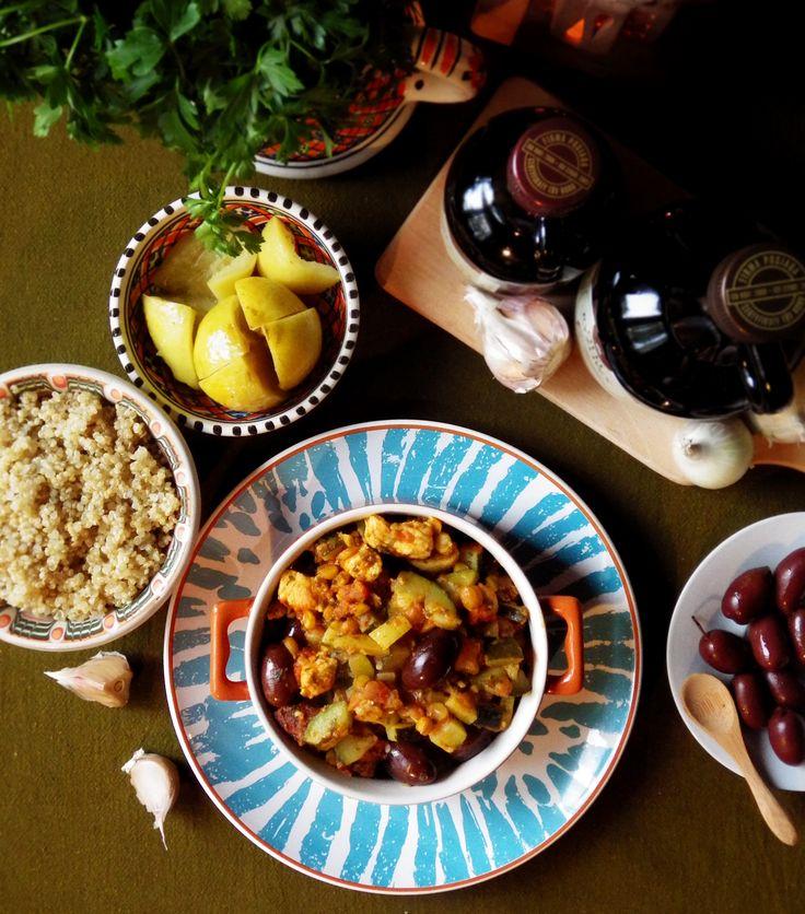 Quinoa Raz!: Quinoa po marokańsku