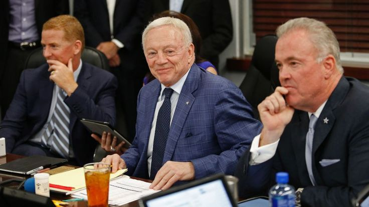 Cowboys' draft raises difficult questions to answer -  May 1, 2016 -     The Dallas Cowboys entered the draft with big needs on defense and at backup quarterback.