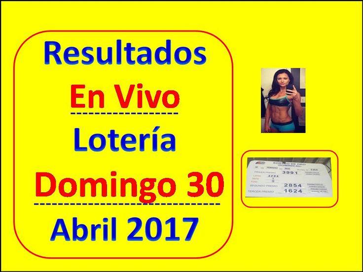 ► https://www.youtube.com/watch?v=N42aMysYs_k ◄ Resultados En Vivo Sorteo Domingo 30 Abril 2017 Loteria Nacional de Panama Numeros Loteria 30 Abril
