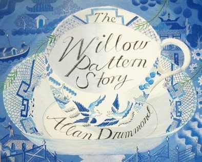 the willow pattern story. Cover illustration by Anne Smith.