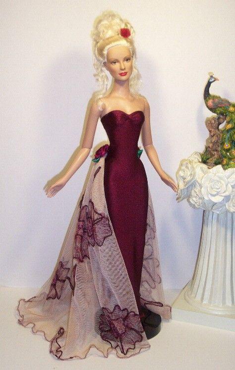 fashion doll, She Walks in Beauty