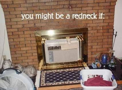 Pics Of Red Neck Air Conditioners Air Conditioner