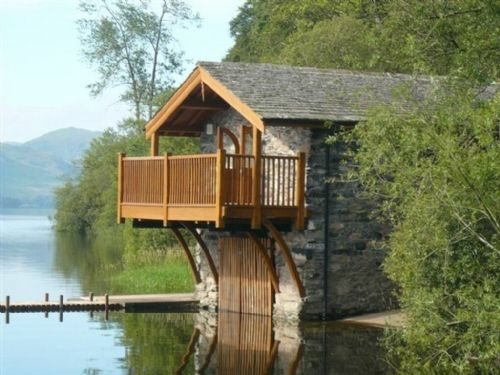 Duke of Portland Boat House - Ullswater, Lake District