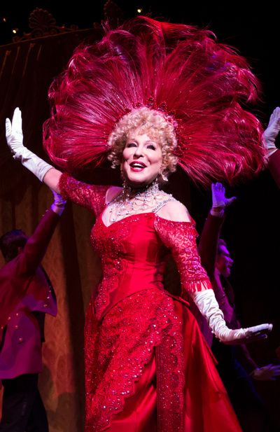 It's Here! The First Photo of Bette Midler as Miss Dolly Gallagher Levi in Hello, Dolly! on Broadway | Broadway Buzz | Broadway.com