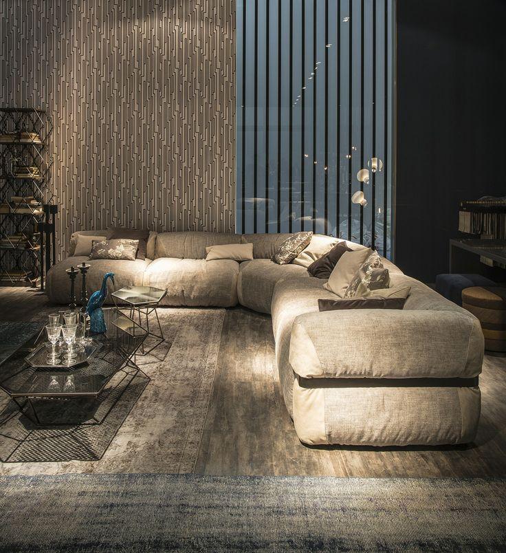 Sofa Lotus by Arketipo Firenze. http://www.arketipo.com/en ...