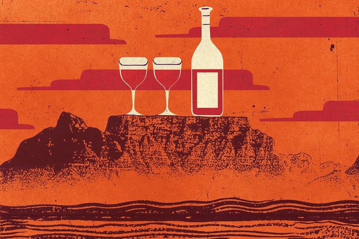 South Africa: The Best Fine Wine for Your Money - WSJ #wine #winetasting #southafrica #wineeducation