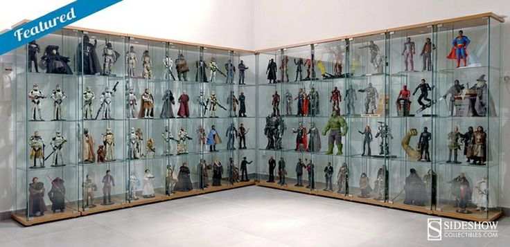Sixth Scale Figures on Display in ikea shelf. Mancave | Game Room Ideas |  Pinterest | More Ikea shelves and Scale ideas - Sixth Scale Figures On Display In Ikea Shelf. Mancave Game Room