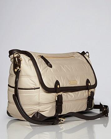 @RosaMaría 464 De Aldana ..mirá Chochi para Marcela! OH MY... stylish diaper bag  ..Burberry Messenger Diaper Bag   Bloomingdale's