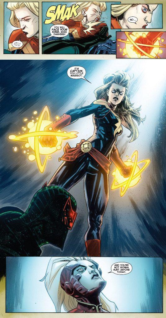 Captain Marvel (Kelly Sue Deconnick, 2014) | 13 Comics That Smash The Patriarchy
