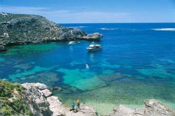 Rottnest Island, Australia - the person who named this island was clearly not right, this place looks Gorgeous - I gotta get there!