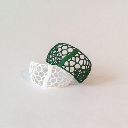 3Dプリントプロダクト「Bangle by UTB」の商品詳細   3Dプリンターサービス