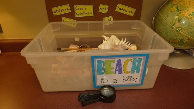 Love this Discovery Learning Idea! Could go well into the Work on Writing Station if integrating Science!