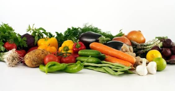 """Stagioni ... mese Giugno, """"consumo di frutta e verdura solo di stagione""""."""