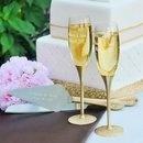 Set Pahare Sampanie si Set servire tort Parisienne
