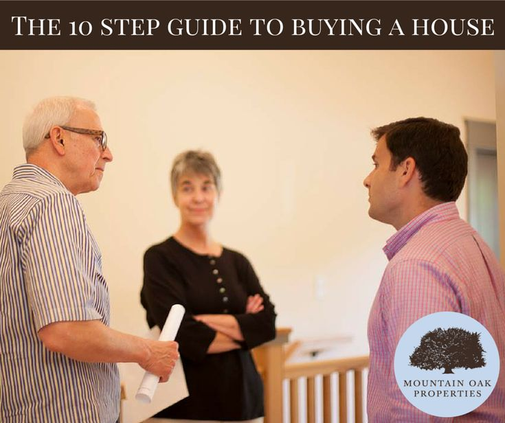 Buying a house can definitely be one of the hardest processes you and your family have to go through in life. However, we have broken down the process for you into 10 easy to follow steps…