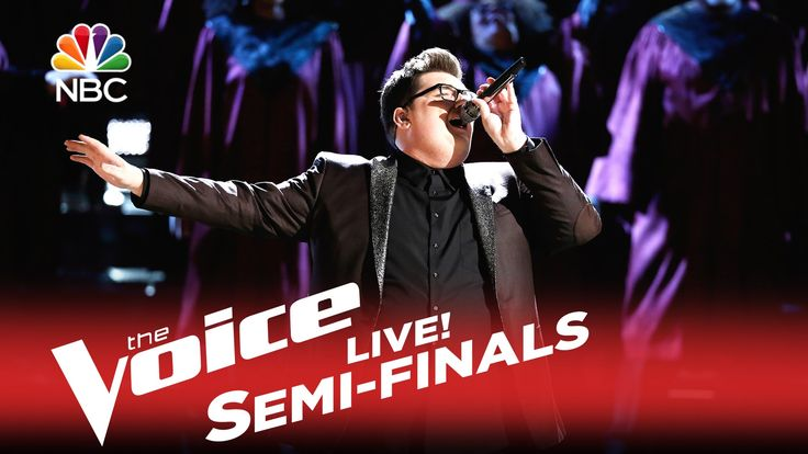 "The Voice 2015 Jordan Smith - Semifinals: ""Somebody to Love"" | Team Adam & Jordan Smith Performances [.'10'..+Playlist.]"
